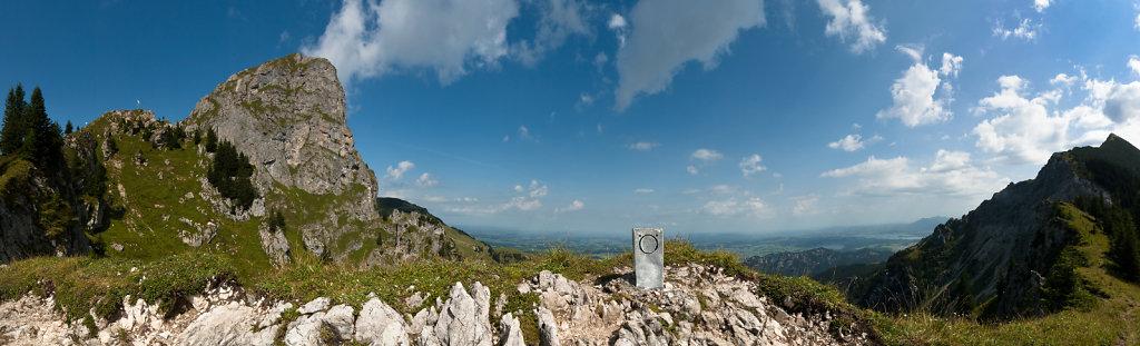 Aggenstein, Tirol